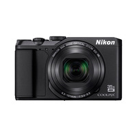 Nikon Digital  Coolpix Camera A900 Black + 16Gb Card + Case