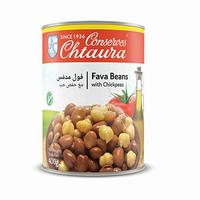 Chtaura Fava Beans & Chick Peas 400GR