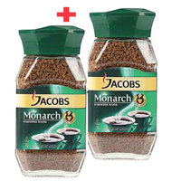 BUY 1 + 1 FREE Jacobs Monarch 95g