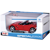 Maisto 1:24 Special Edition 2014 Corvette Stingray