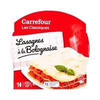 Carrefour Lasagne Bolognaise 300GR