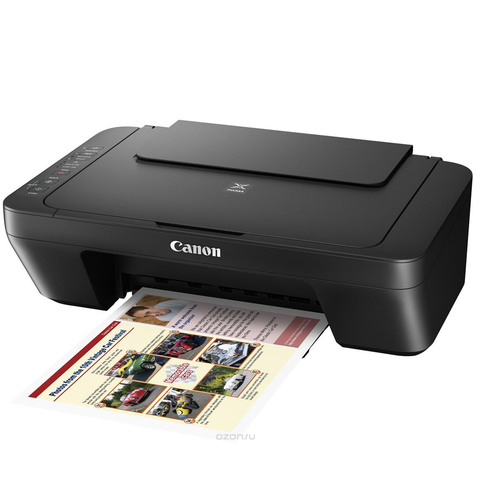 b87e002ac Buy Canon All-In-One Printer Pixma MG3040 Online - Shop Canon on ...