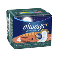Always Ultra Thin X-Long  14 Pads -25% Off