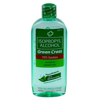 Green Cross Isopropyl Alcohol 70% Solution with Moisturizer 250ml