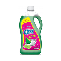 OXI Dishwash Green Lemon 2.5L