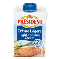 President Light Cooking Cream 200ml