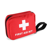 First Aid Kit For Immediate Medical Care 98 Pieces