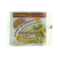 Alkaramah Whole Wheat Squares Puff Pastry 400g