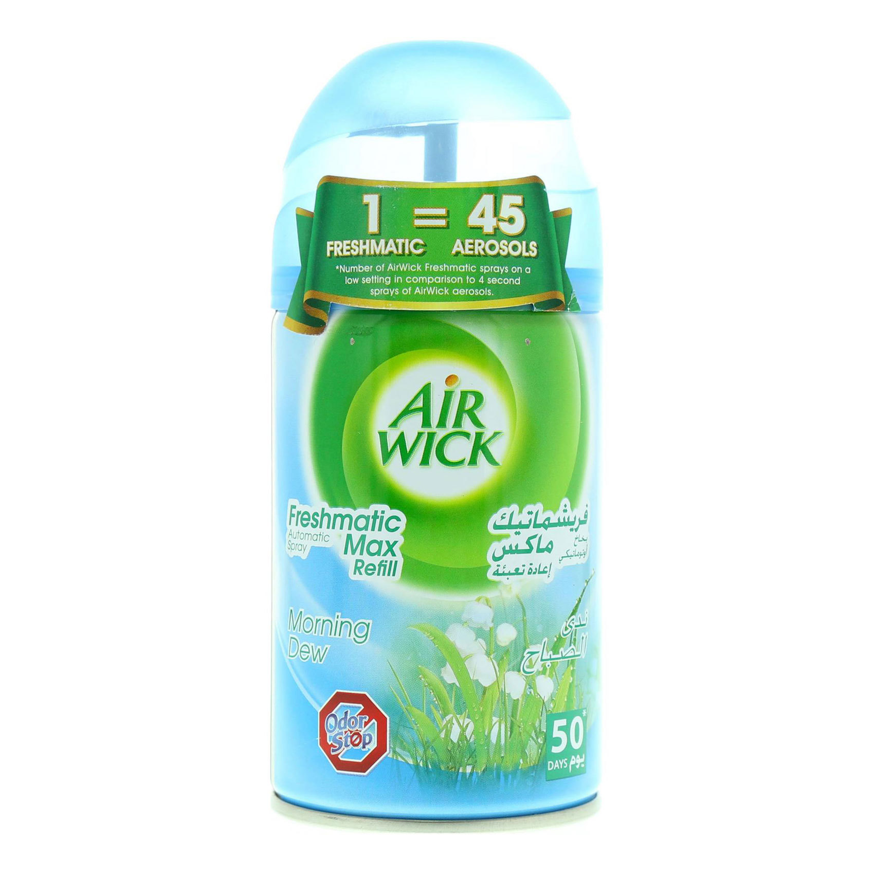 Buy Air Wick Morning Dew Freshmatic Max Refill Automatic Spray 250ml