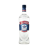 Poliakov 37.5% Alcohol Premium Vodka 1L