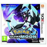 Nintendo 3DS Pokemon Ultra Moon