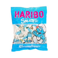 Haribo Smurfs Chamallows 125g