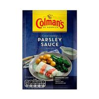 Colmans Of Norwich Parsley Sauce Mix 20GR