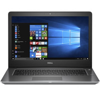"Dell Notebook Vostro i7-7500 8GB RAM 1TB Hard Disk 4GB Graphic Card 14"""" Grey"