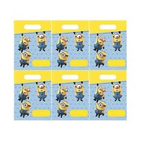 Despicable Me Bags Lovely Minions 6 PIECES