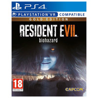 Sony PS4 Resident Evil VII Gold Edition