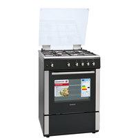 Kenwood 60X60 Cm Gas Cooker KCR-VFB604MGSS 4Burners