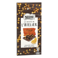 Nestle Atelier Dark Orange 115g