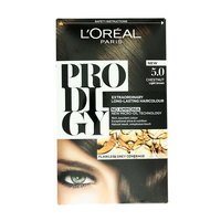 L'Oreal Prodigy Chestnut Light Brown 5.0 Hair Colour