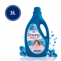 Downy Stay Fresh Regular Fabric Softener 3L