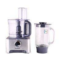 KENWOOD Food Processor FDM786 1.5 Liter 1000 Watt Silver