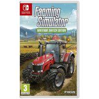 Nintendo Switch Farming Simulator 2018