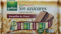 Gullon Sugar Free Chocolate Wafer 210g