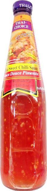 Thai Choice Sweet Chilli Sauce 750ml