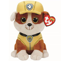 Ty Beanie Boos Paw Patrol Rubble Regular