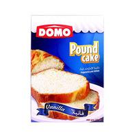 Domo Pound Cake Vanilla 454GR