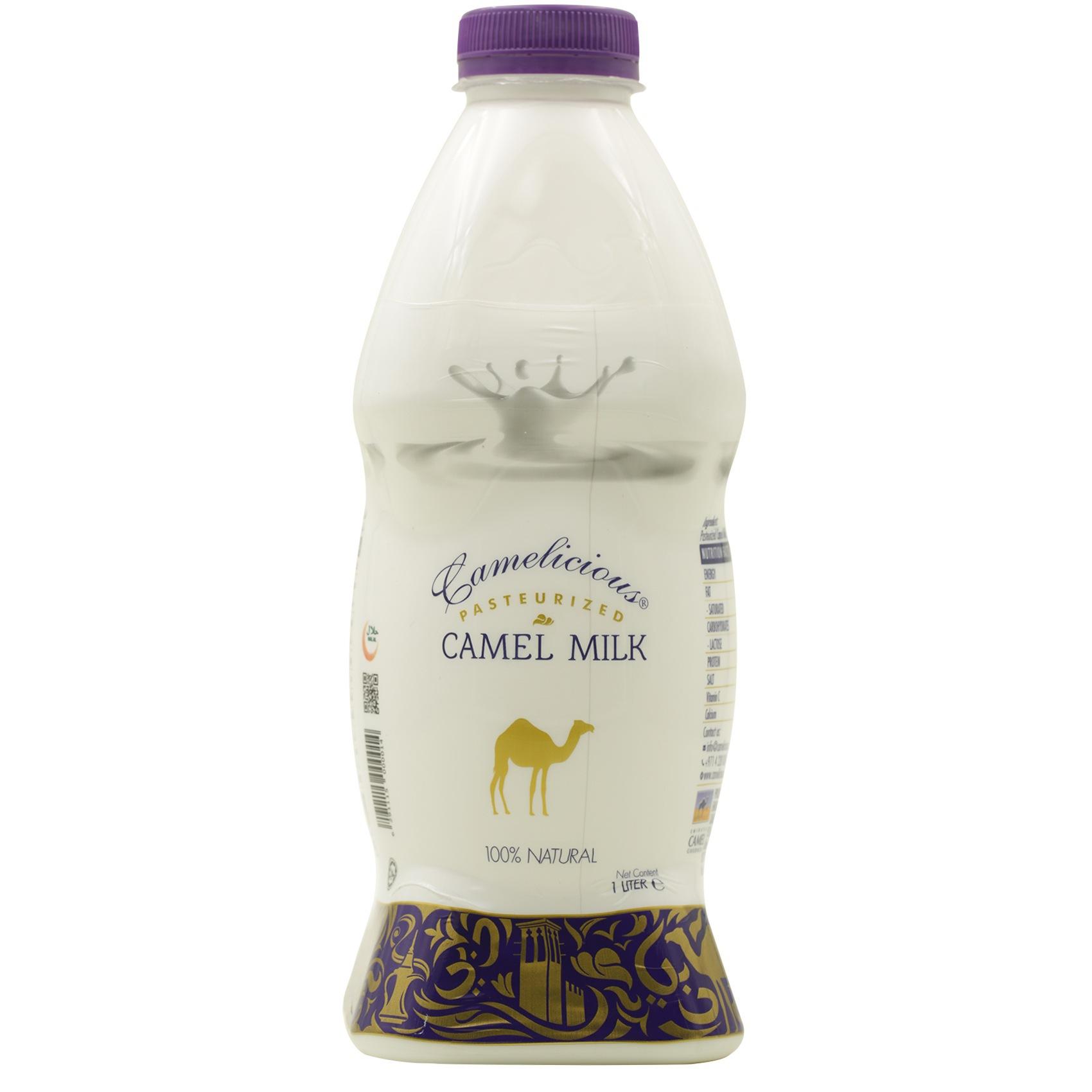 CAMELICIOUS CAMEL MILK 1L