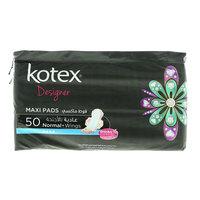 Kotex Designer Normal+Wings 50 Pads