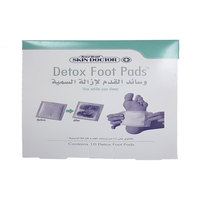 Herbal Skin Doctor Detox Foot Pads 10 Pads