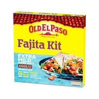 Old El Paso Fajita Kit Extra Mild 500GR