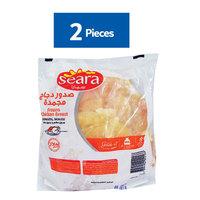 BUY 1 + 1 FREE Seara Chicken Breast 1kg