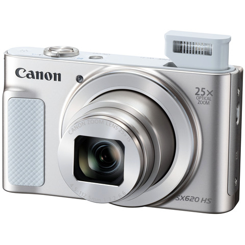 Canon-Camera-Powershot-SX620-White