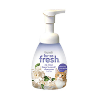 Sergeants Fur So Fresh Cat Shampoo Gardenia 8.5OZ