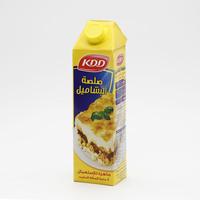 Kdd Bechamel Sauce Ready 1 L