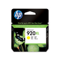 Hp Cartridge 920XL Yellow