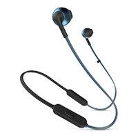 JBL Earbud Bluetooth T205 Blue