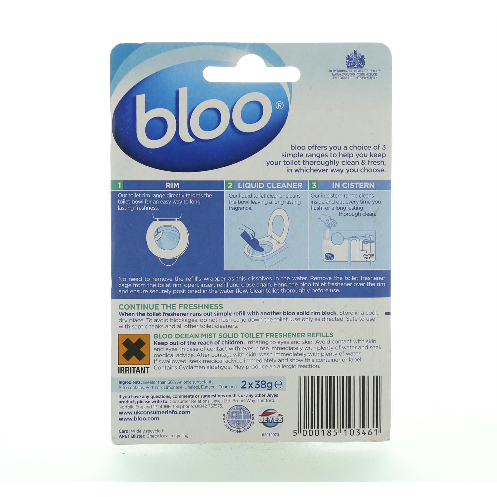BLOO AQUA REFILL 40 GM
