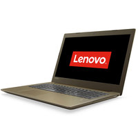 "Lenovo Notebook Ideapad 520 i7-8550 16GB RAM 1TB Hard Disk+128GB SSD 4GB Graphic Card 15"" Bronze"