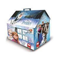 Maison Coloriage Frozen