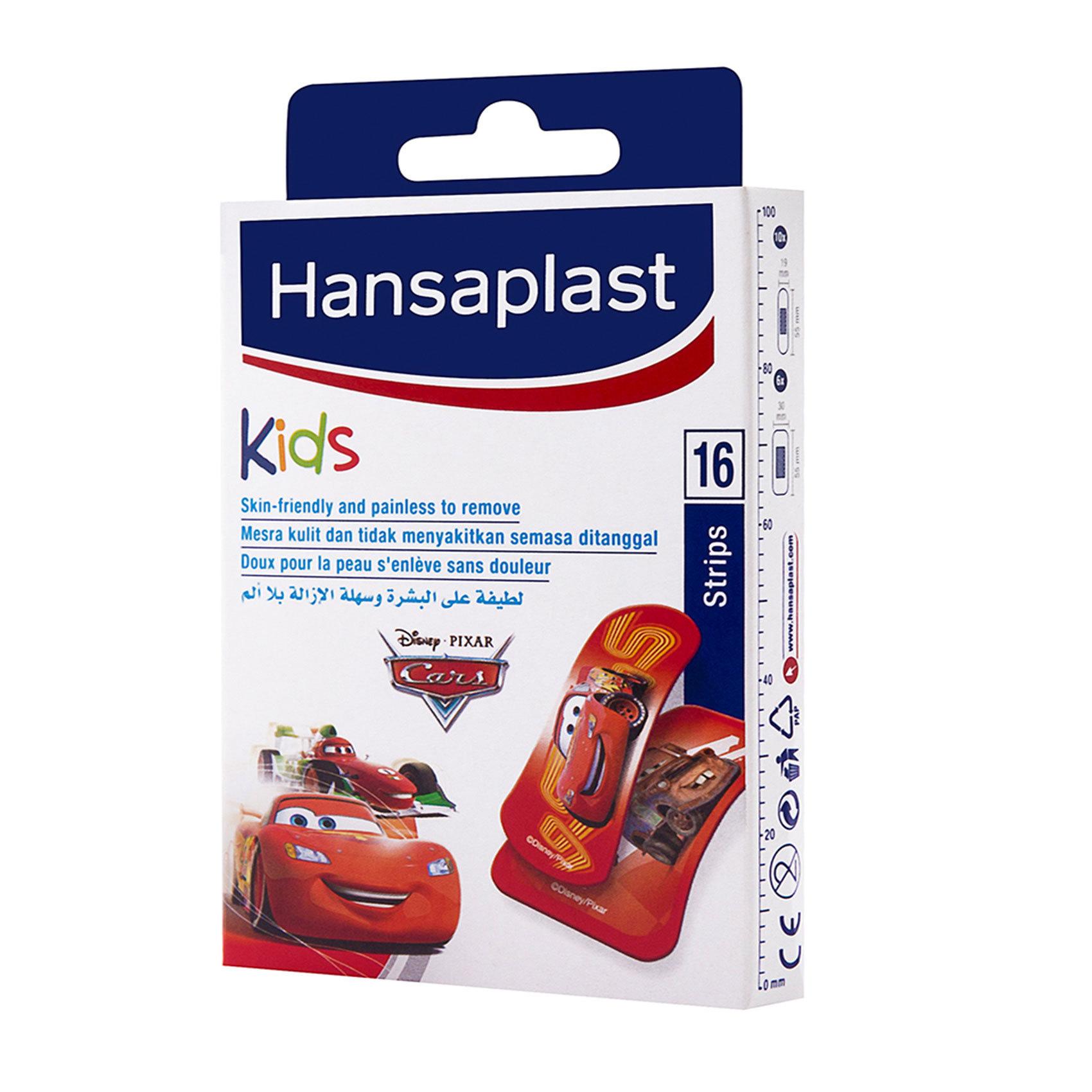 HANSAPLAST CARS STRIPS 16'S