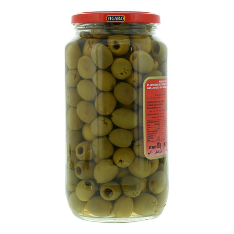 Figaro-Pitted-Green-Olives-920g