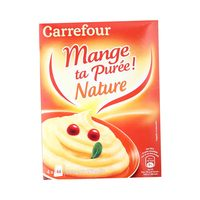 Carrefour Mashed Potato Classic 125 Gram 4 Pieces