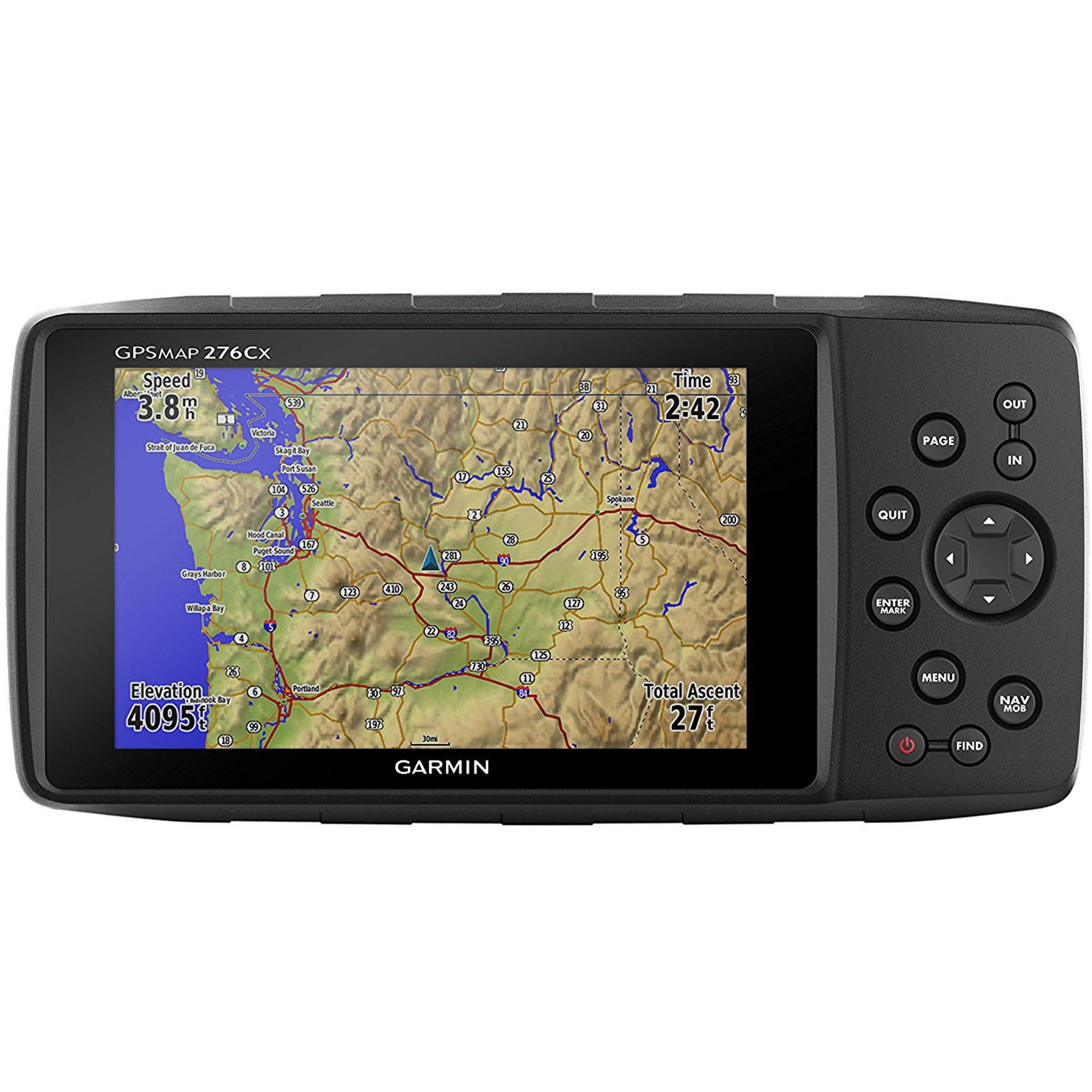 GARMIN GPS MAP 276 CX ARABIC