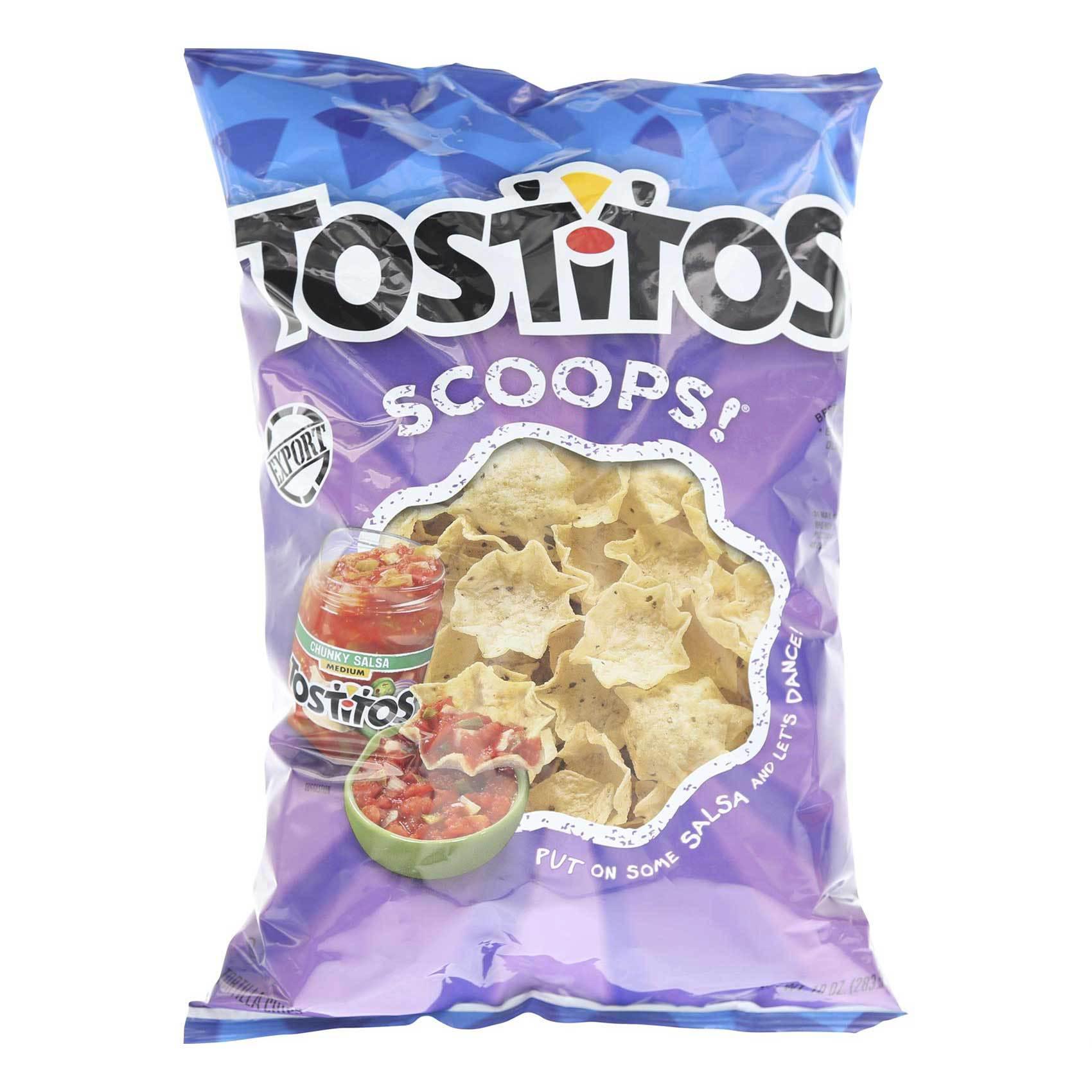 TOSTITOS SCOOP 283.50GR