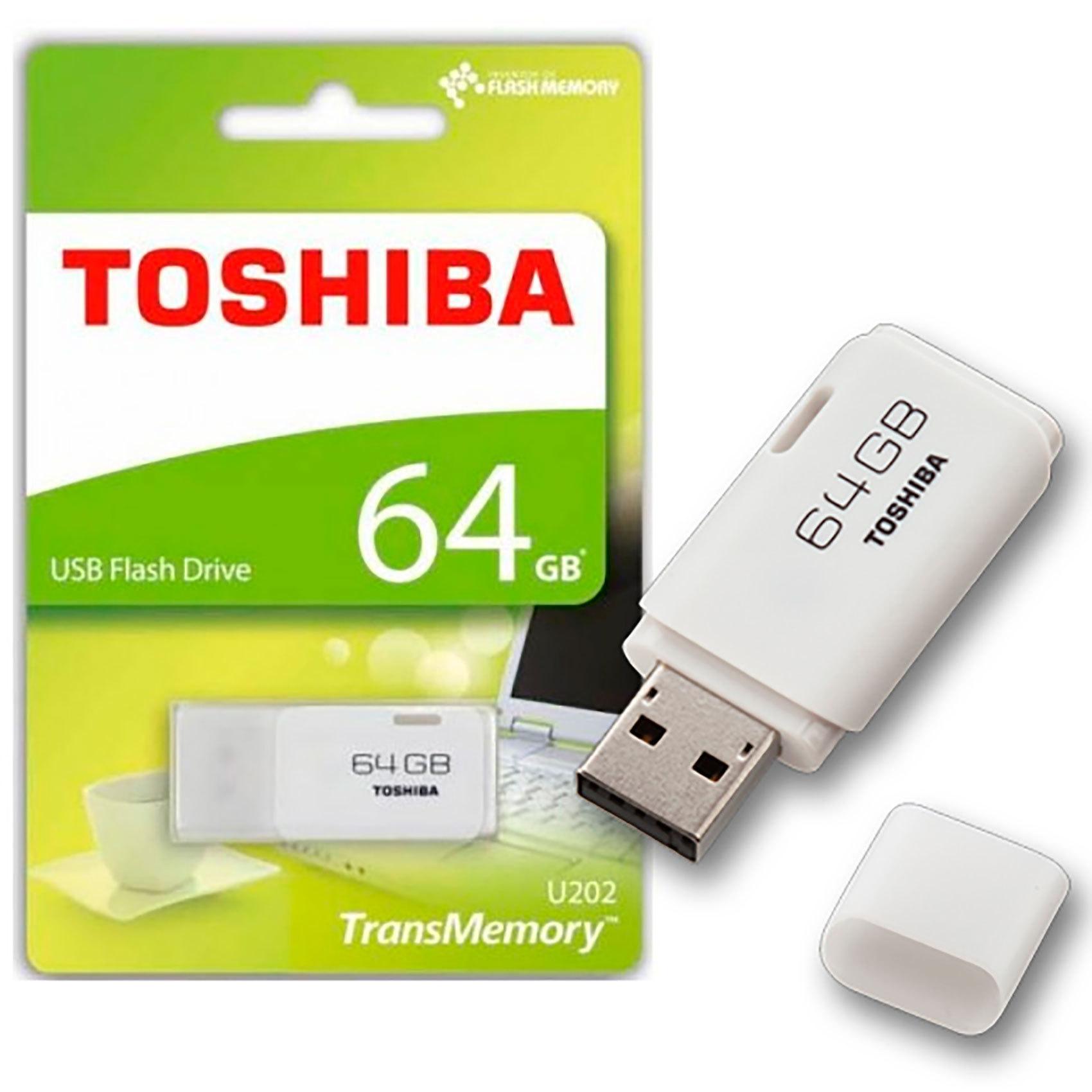 TOSHIBA USB F/D 64GB TM U202W
