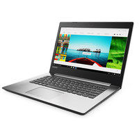 "Lenovo Notebook 320 i5-7200 6GB RAM 1TB Hard Disk 4GB Graphic Card 14"""" Grey"